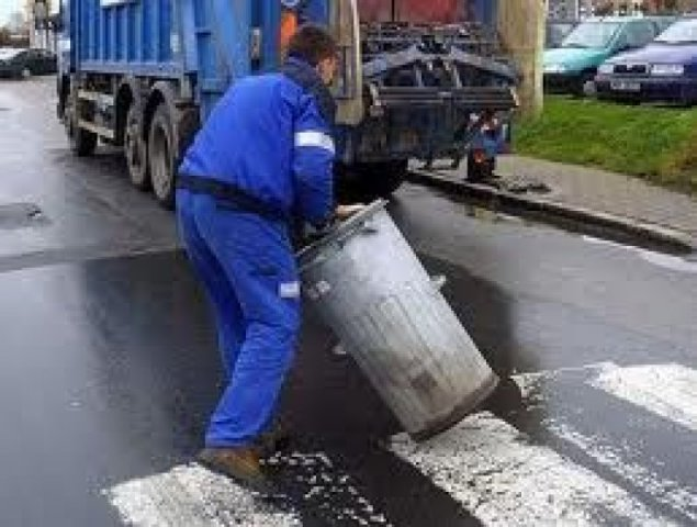 Oznámení o změně termínu  svozu odpadu.